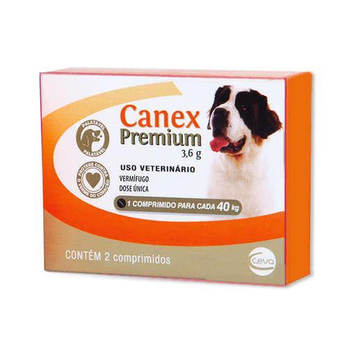 CANEX PREMIUM 3,6G C/2 COMP