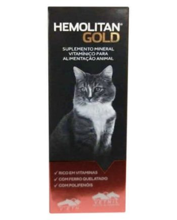 HEMOLITAN GOLD 60ML
