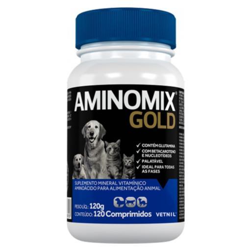 AMINOMIX GOLD 120COMPR
