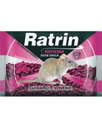 RATICIDA RATRIN 25GR