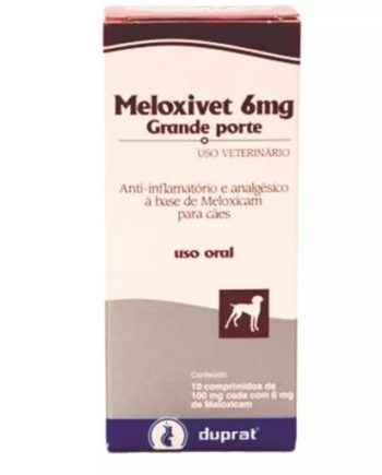 MELOXIVET 6MG G.PORTE