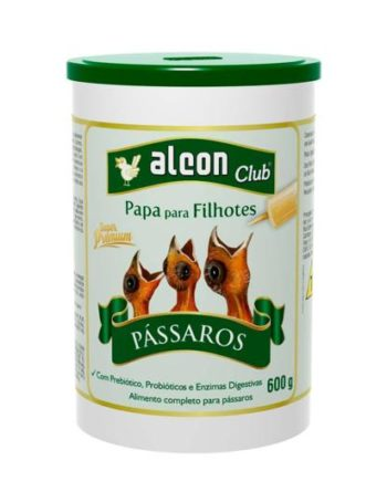 ALCON CLUB PAPA P/FILHOTES 600GR
