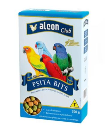 ALCON CLUB PSITA BITS 700G