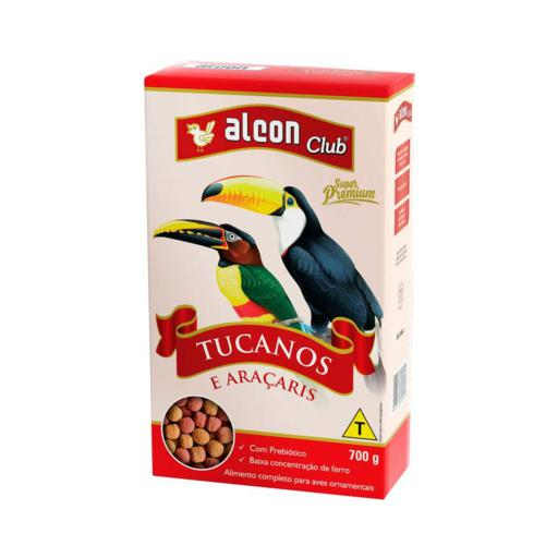 ALCON CLUB TUCANO E ARACARIS 700G