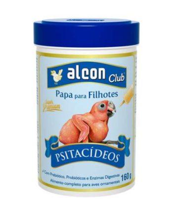 ALCON CLUB PAPA P/FILHOTES PSITACIDEOS 160GR