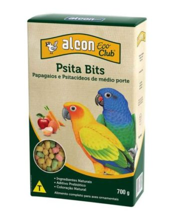 ALCON CLUB ECO PSITA BITS 700GR