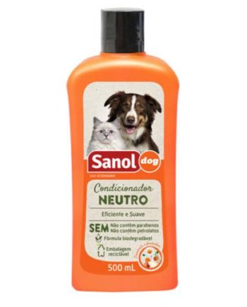 CONDICIONADOR SANOL DOG NEUTRO 500ML