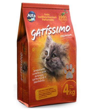 AREIA GATISSIMO 4,0 KG