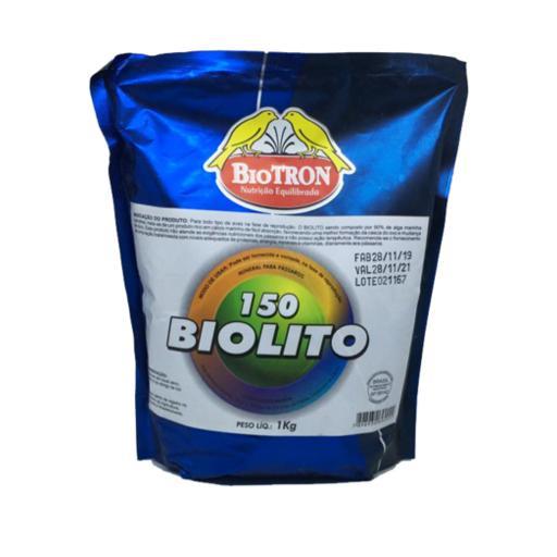 BIOLITO 150 AVES PEQUENAS 1KG