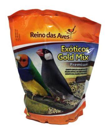 REINO DAS AVES EXOTICOS GOLD MIX 500GR