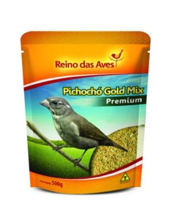 REINO DAS AVES PICHOCHO MIX 500G
