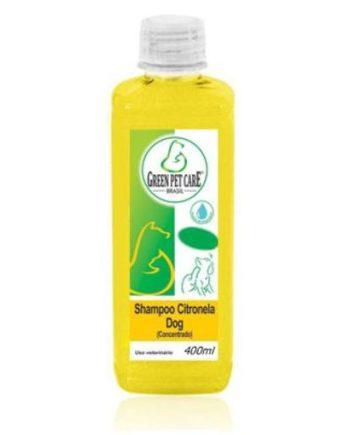 SHAMPOO GREEN PET CARE CITRONELA 400ML