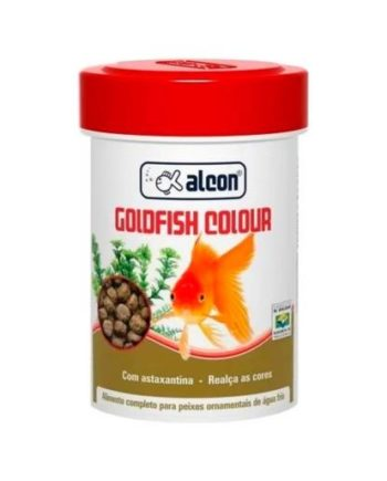 ALCON GOLDFISH COLOUR 40GR