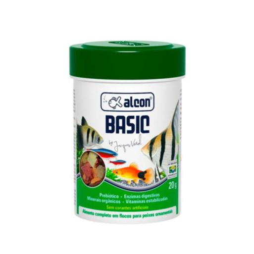 ALCON BASIC FLOCOS 20GR