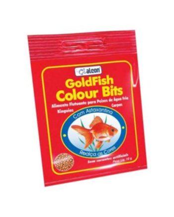 ALCON GOLDFISH COLOUR BITS 10GR