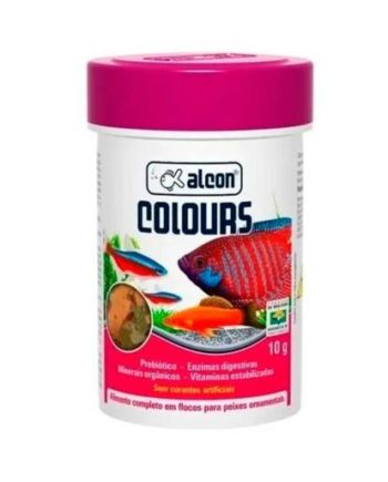 ALCON COLOURS FLOCOS 10GR