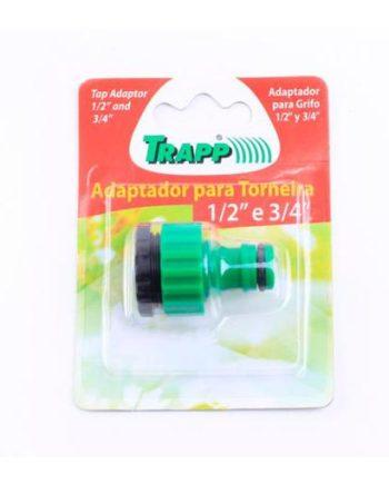 ADAPTADOR P/TORNEIRA 1/2 E 3/4 TRAPP