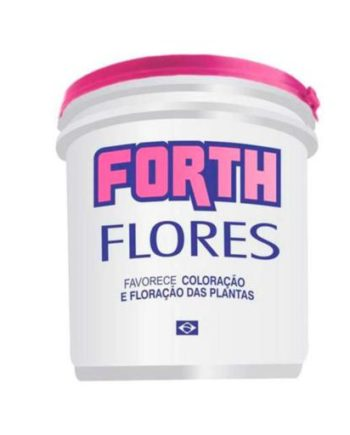 ADUBO FORTH FLORES 400GR